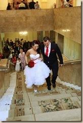 Лестница во Дворец Бракосочетания 4