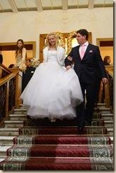 Грибоедовский ЗАГС лестница