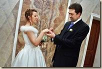 Дмитровский ЗАГС кольцо невесте