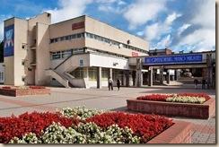 Торговый центр Эжеринас