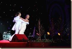 Танго на сцене